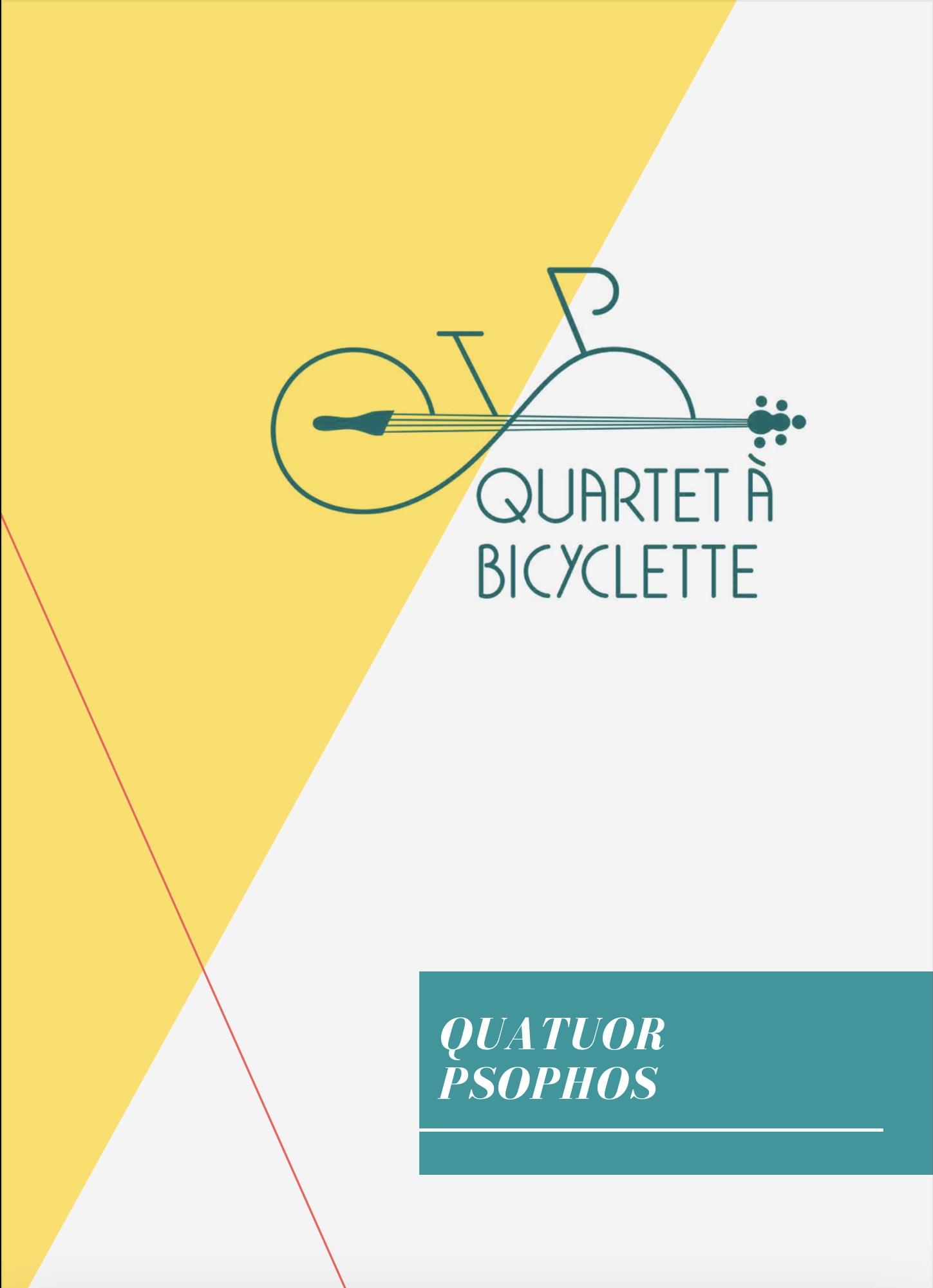 Quartet à bicyclette